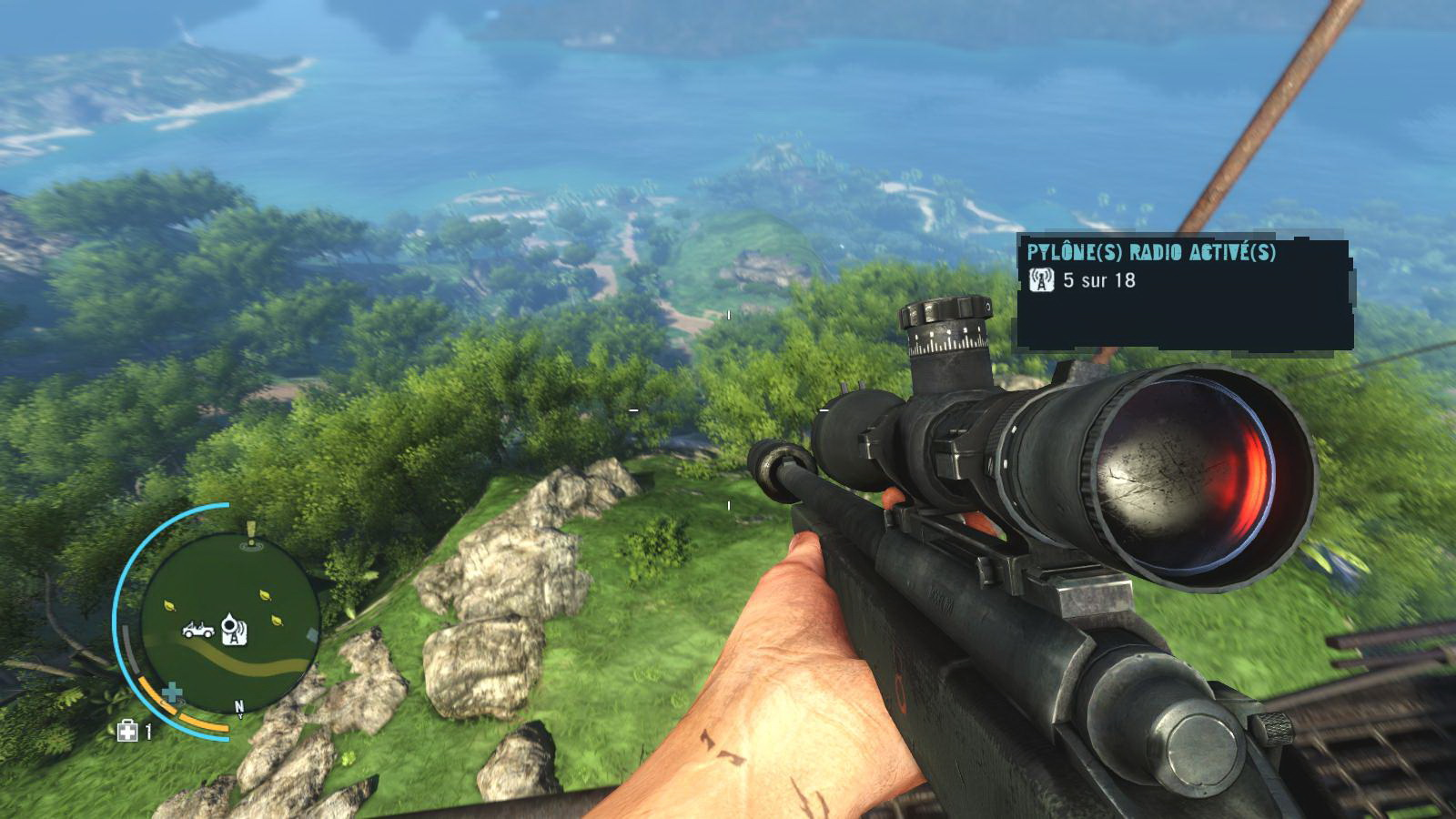 far cry 3 reloaded - PC GAMES TORRENT - Download Zone - TRUSTED SITE